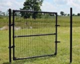 Deer Fence USA 4′ Wide x 5′ High Access Gate Kit For Sale