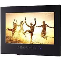 Soulaca 15.6 Bathroom Waterproof LED TV in Black Color T156FN-B