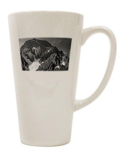TooLoud San Juan Mountain Range 2 16 Ounce Conical Latte Coffee Mug