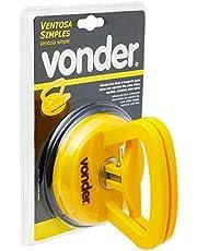 Ventosa Simples Plastica - Vonder