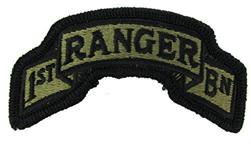 PMV-0075D, 1/75th Ranger Regt 1st Bn MultiCam w/ Fast A-1-695 PATCHES & TABS-W/VELCRO ()