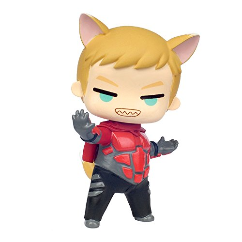 Marvel X-men Apocalypse Magneto Max Eisenhardt Q Version Cat Look Figure - Apocalypse X Men Movie Costume