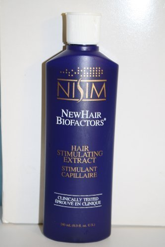 Nisim NewHair Biofactors Hair and Scalp Extract - Original Formula by USA