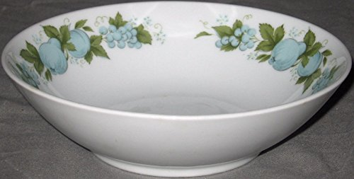 Orchard Coupe (Noritake Blue Orchard Coupe Cereal Bowl)