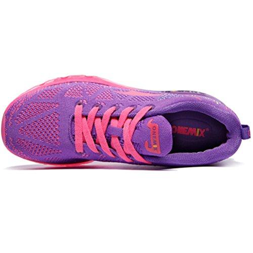 a3537d01798b Yidiar Femmes Femmes Femmes Léger Flexible Air Coussin Chaussures De Course  En 07f1d1