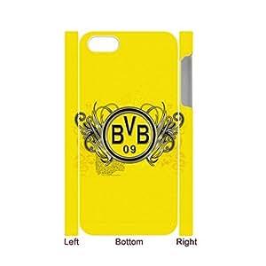 Generic Printing Borussia Dortmund Bvb Abs Phone Case For Apple Iphone 5 Ip5S Choose Design 1-4
