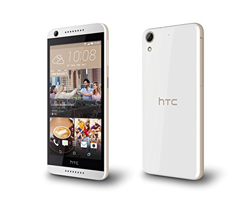 HTC Desire 626 16GB 4G GSM Unlocked Android Smartphone (White)