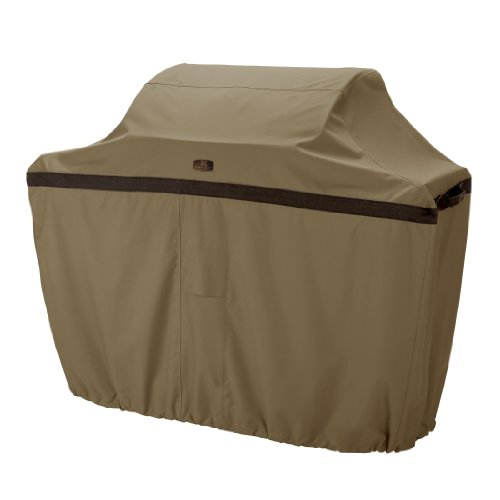 Classic Accessories Hickory Grill Cover - Rugged BBQ Cover with Advanced Weather Protection, XX-Large, 72-Inch
