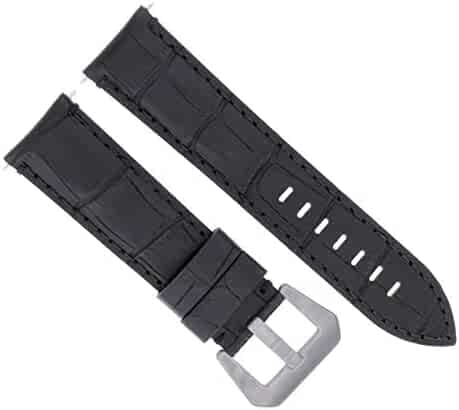 fa596f411 Shopping Leather - Blue - Ewatchparts - Watch Bands - Watches - Men ...