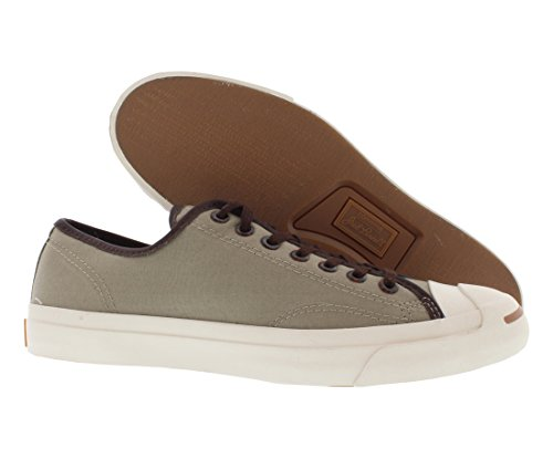 Converse Damen Jack Purcell CP Canvas Low Top Altes Silber