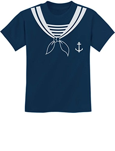 Creative Halloween Costume Ideas For Juniors (TeeStars - Halloween Sailor Costume Youth Kids T-Shirt Small)