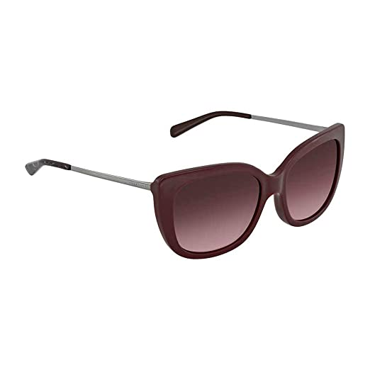 53cc864e1c Sunglasses Coach HC 8246 F 55098H SOLID OXBLOOD at Amazon Men s ...