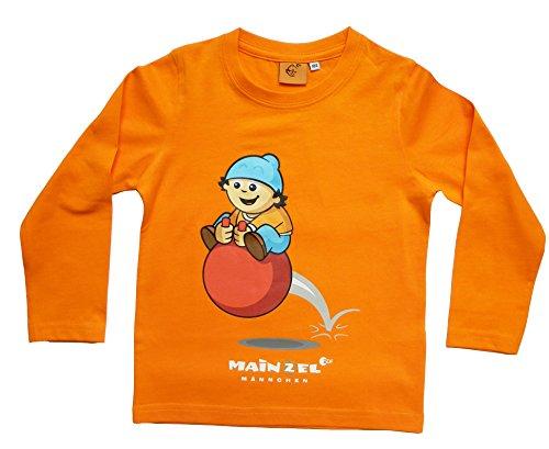 marino manga 116 104 gris Acts de verde 110 Naranja larga o azul Tama 92 Camisetas Color Trendfinding Mainzelm 98 Zdf Naranja nnchen xRwOdqUPYY