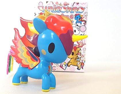 Series 6 Tokidoki Unicorno FUEGO