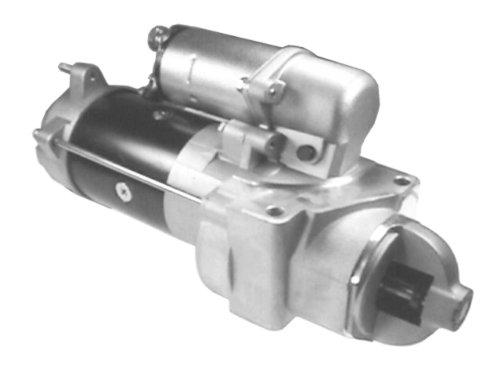 Diesel Suburban (Starter 1113266 10465013 28MT 1113295 Chevy 6.2 6.5 Diesel HD Suburban 6468)