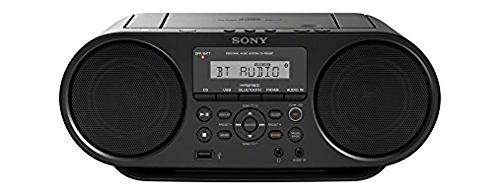Sony Bluetooth Portable Cd Player Mega Bass Reflex Stereo Sound System by Sony