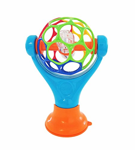 Top oball high chair toy