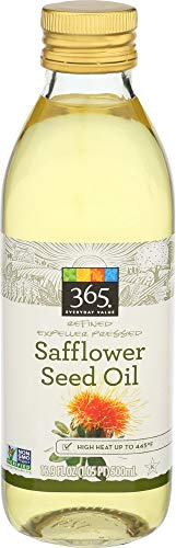 - 365 Everyday Value, Safflower Seed Oil, 16.9 fl oz