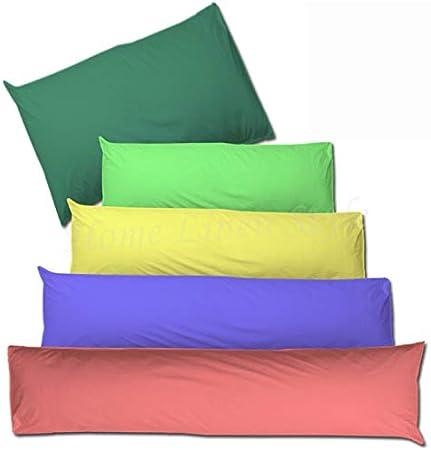 Amazon.co.uk: Bolster Pillow Cover