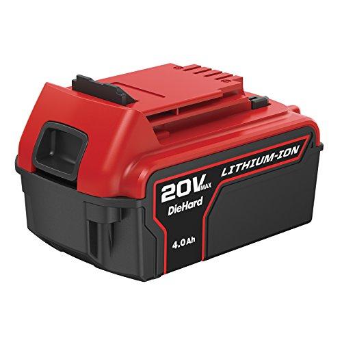 Craftsman Bolt-On 20V 4.0 Amp Hour DieHard Battery