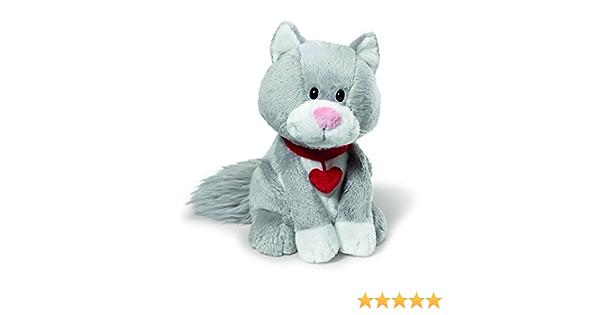 7 cm Gato de peluche con mosquet/ón Nici 32381