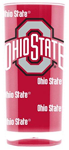 - NCAA Ohio State Buckeyes 16oz Insulated Acrylic Square Tumbler