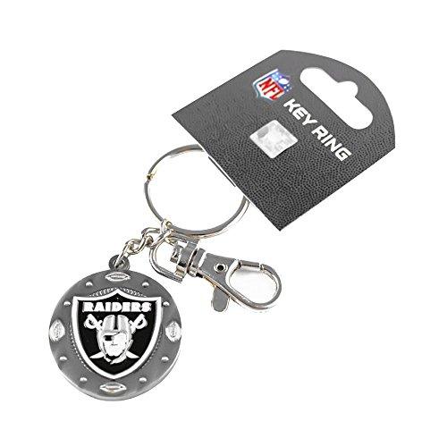 NFL Oakland Raiders Impact Keychain