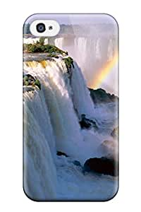 Belinda Lawson's Shop Iphone 4/4s Cover Case - Eco-friendly Packaging(iguazu Waterfalls)
