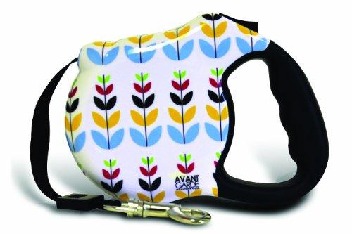 Avant Garde Retractable Dog Leash, Sprout, Medium, My Pet Supplies