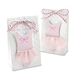 24 Cute Tutu Favor Bags Baby Shower Favors Pink Girl Birthday Party Favors