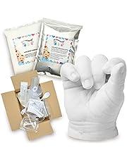 Lucky Hands 3D Baby Casting Kit | Newborns, Babys & Children | Handprint & Footprint