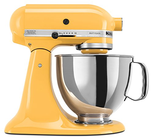 kitchenaid buttercup mixer - 2