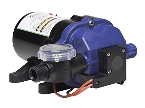 Arterra PDSI-130-1240E RV Fresh Water Pump with Power Drive Technology by Arterra