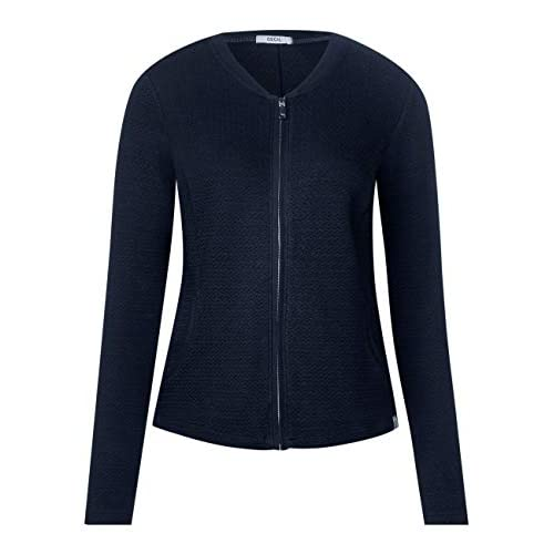 JiaMeng Basic Frauen Hoodies Langarm lose Crop Top Pullover Hemd Jumper Bluse Crop Tops Damen Sweatshirt