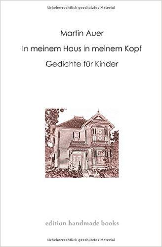 In meinem Haus in meinem Kopf: Gedichte für Kinder: Amazon ...