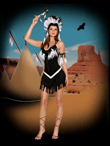 Sexy Tribal Princess Costumes (Tribal Princess Large)