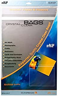 ClearBags 11 x 17 Crystal Clear Seal Top Bags With Resealable Adhesive on Flap Not  sc 1 st  Amazon.com & Amazon.com: Safco Products 5279BL Wire Storage Cube Set Black ...