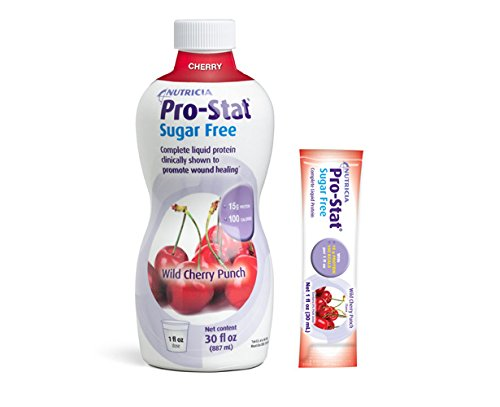Pro-Stat Sugar Free, 30 fl oz (Case of 6 bottles) by Medical Nutrition - Nutricia by Medical Nutrition - Nutricia