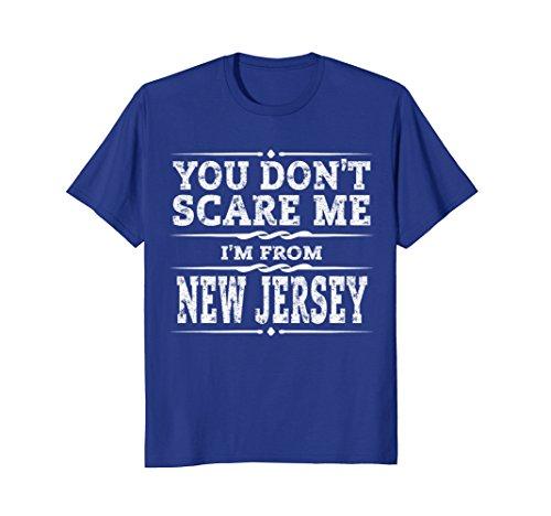 Mens Funny New Jersey Home T-Shirt Garden State New Jersey Gift 3XL Royal - Jersey Garden