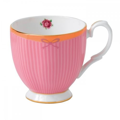 Candy Stripe (Royal Albert Candy Vintage Mug Sweet Stripe, 10.5 oz)