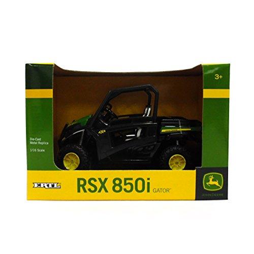 Ertl John Deere RSX 850I Diecast Gator, 1:16-Scale