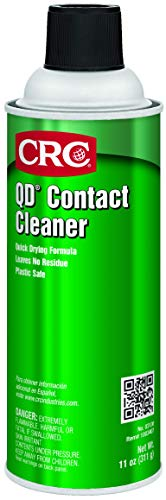 - CRC Industries 03130 QD Contact Cleaner