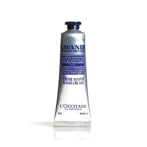 L'Occitane Lavender Harvest Hand Cream (New Packaging; Travel Size) - Lavender Loccitane Hand Lotion