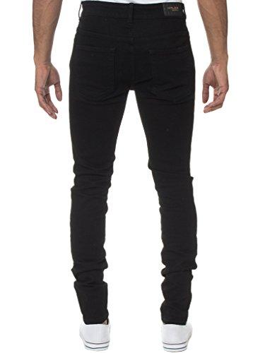 Jeans Kruze Black Jeans Uomo Black Kruze Kruze Uomo qPXvHOHw