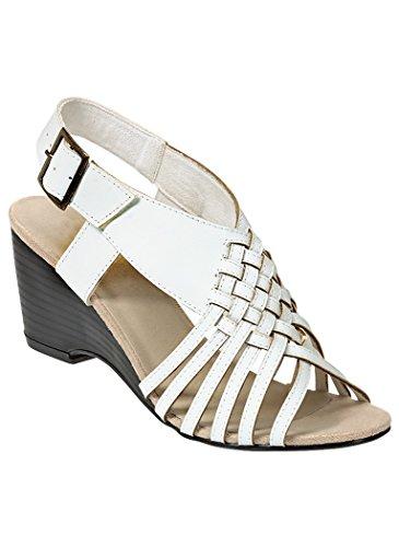 AngelSteps Womens Adult Angel Steps Weave II White X1AAh4W0