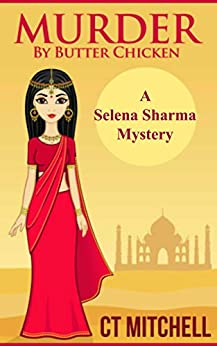 Murder Butter Chicken Mystery Culinary ebook product image
