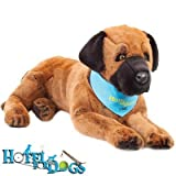 'Lenny' Plush Dog from Hotel For Dogs