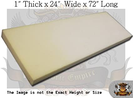 """Free Shipping FabricEmpire 24/""""x 72/"""" Dry Fast Reticulated Outdoor Foam Sheets"""
