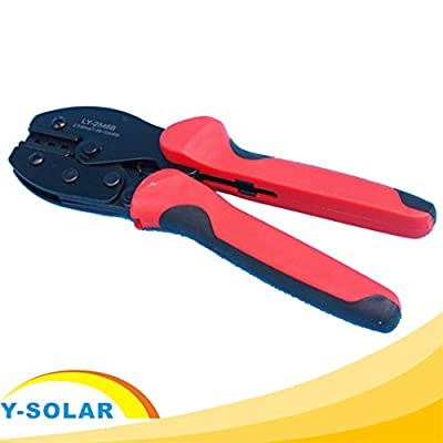 MC4 Hand Crimping Tool MC4-Pliers1 For Solar Panel PV Cables (2.5-6.0Mm2) Y-SOLAR