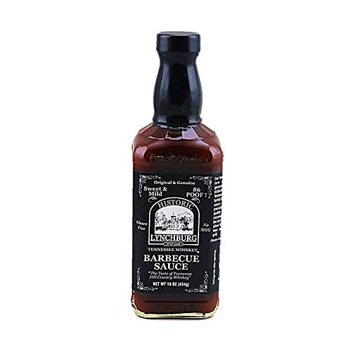 Historic Lynchburg Tennessee Whiskey Barbecue product image